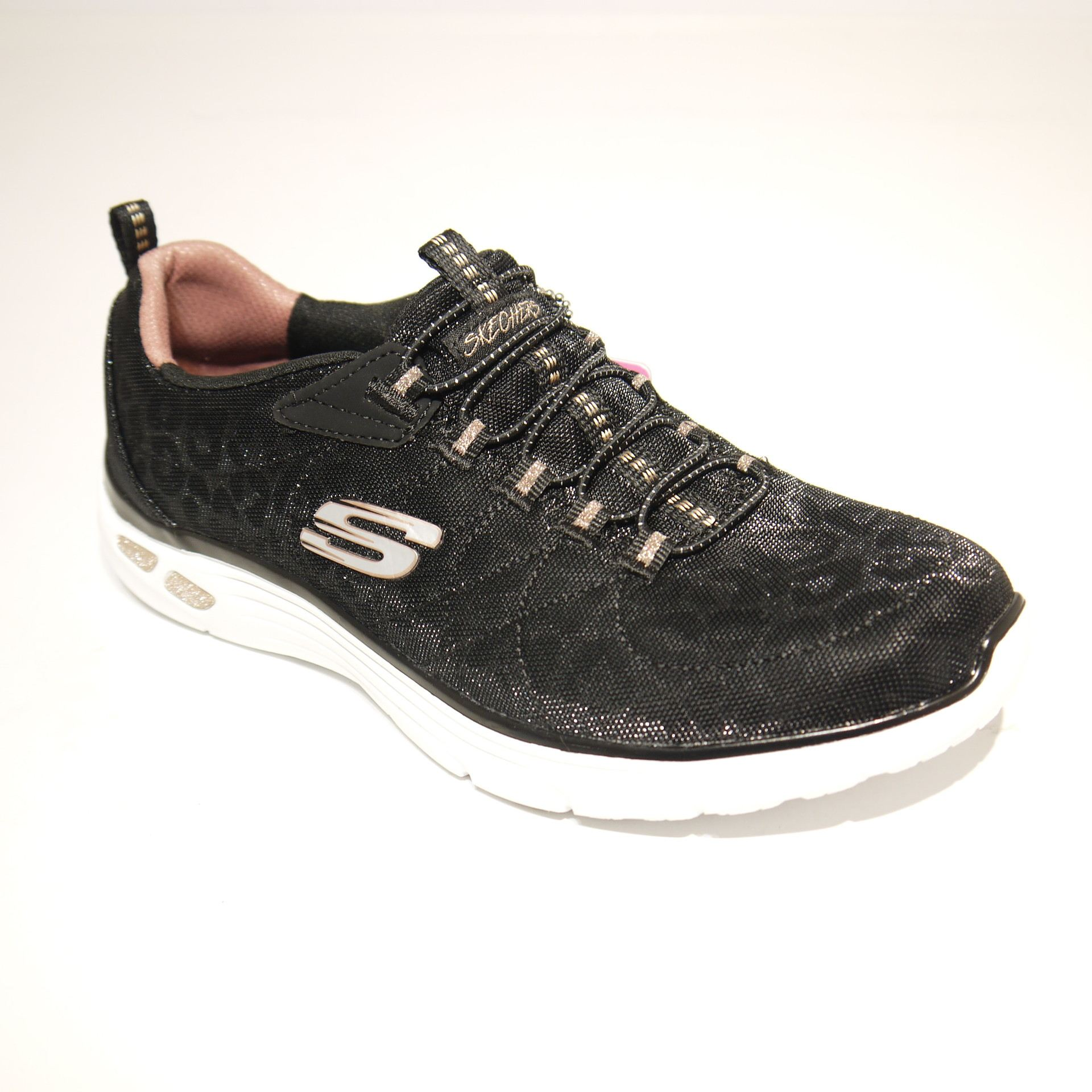 Skechers Empire D'Lux Spotted Black
