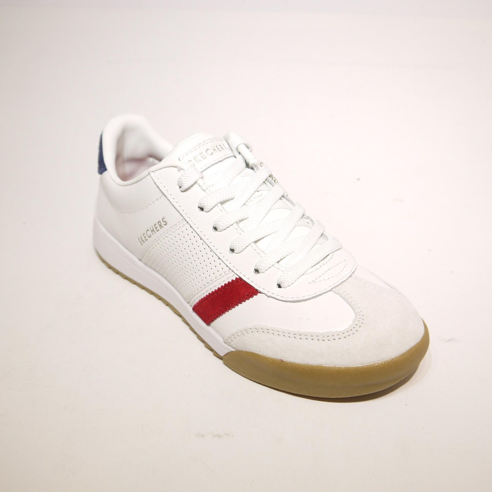 Skechers Zinger - Retro Rocker White