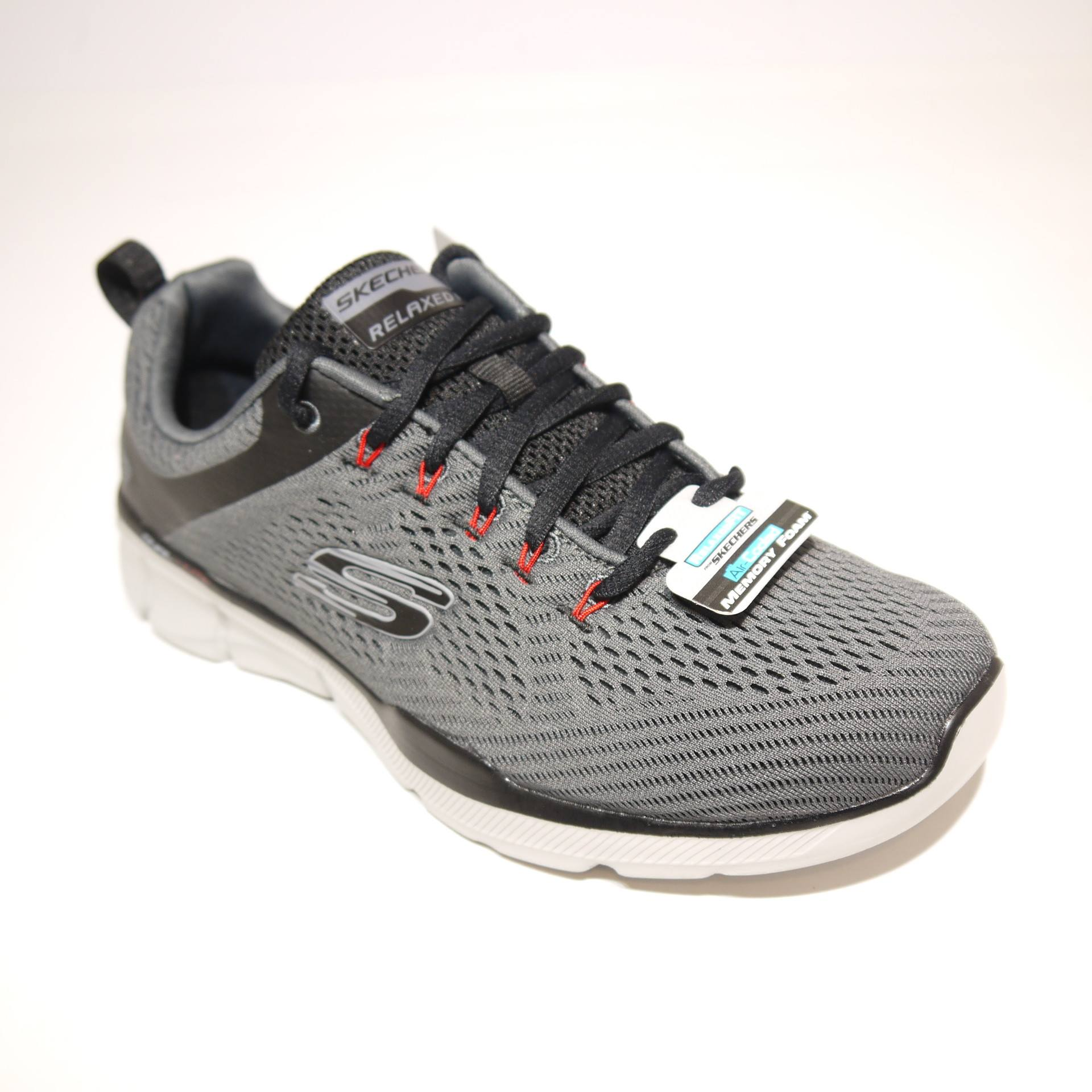 Skechers Relaxed Fit: Equalizer 3.0 CharcoalBlack